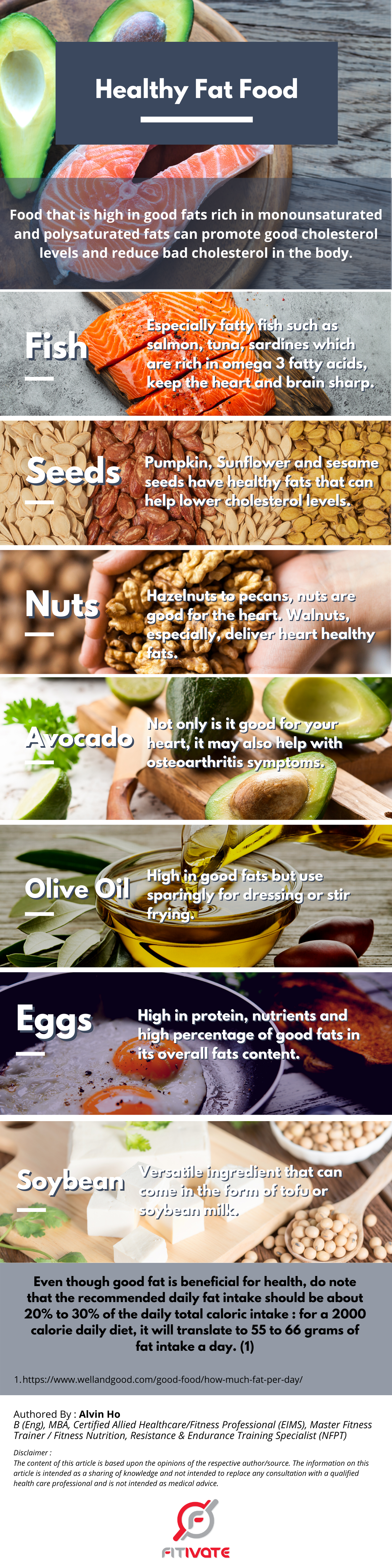 Fatty Foods That Are Healthy Fitivate