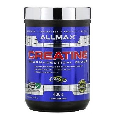 ALLMAX Nutrition, Creatine Powder, 100% Pure Micronized Creatine Monohydrate, Pharmaceutical Grade Creatine