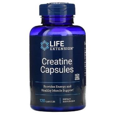 Life Extension, Creatine Capsules