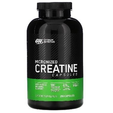Optimum Nutrition, Micronized Creatine Capsules, 2.5 g