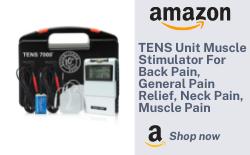 Transcutaneous electrical nerve stimulation
